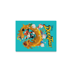 "DuckTales Canvas Print 16""x12"""