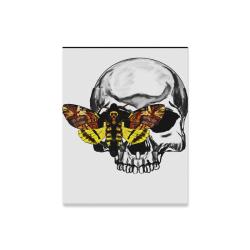 "Deathshead Death Canvas Print 16""x20"""