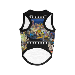 Welcome to Brighton All Over Print Pet Tank Top