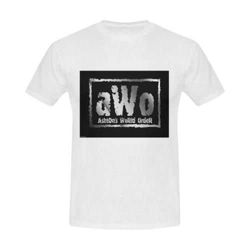 AWO - 2 Sweet Men's Slim Fit T-shirt (Model T13)