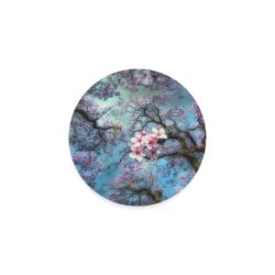 Cherry blossomL Round Coaster