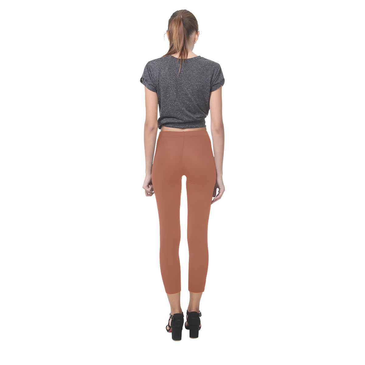 Cinnamon Stick Capri Legging (Model L02)
