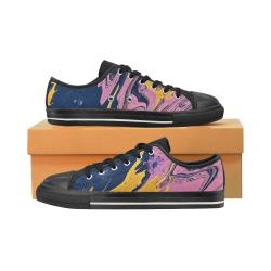 YBP Men's Classic Canvas Shoes (Model 018)