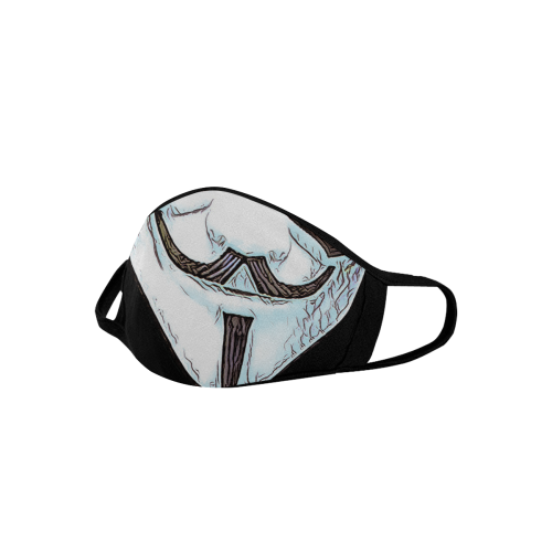 ANONYMUS MASK Mouth Mask