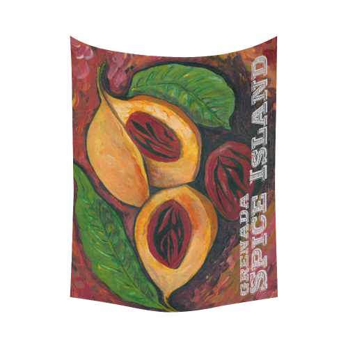"""New Panorama1 ret jpg Cotton Linen Wall Tapestry 60""""x 80"""""""
