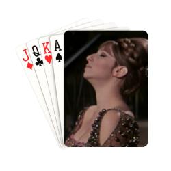 """Barbara 1 Playing Cards 2.5""""x3.5"""""""