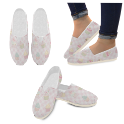 Cupcakes Casual Shoes for Women (Model 004)