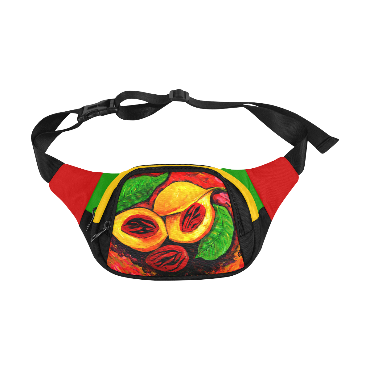manusartgnd Fanny Pack/Small (Model 1677)