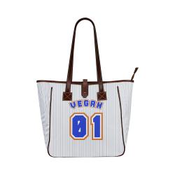 No. 1 Vegan Classic Tote Bag (Model 1644)