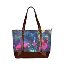 The colors of the soul Tote Handbag (Model 1642)