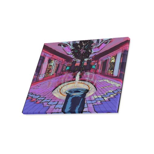"promenade Hall Canvas Print 20""x16"""