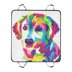 Rainbow Puppy Pet Car Seat 55''x58''
