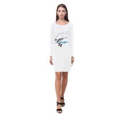 fishing Demeter Long Sleeve Nightdress (Model D03)