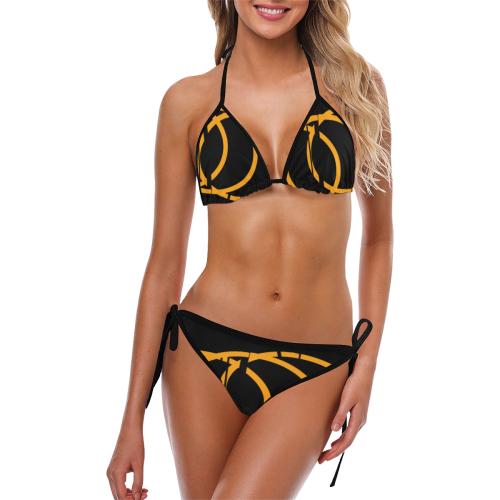 coco trans Custom Bikini Swimsuit (Model S01)