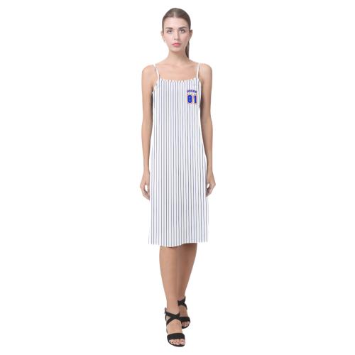 No. 1 Vegan Alcestis Slip Dress (Model D05)