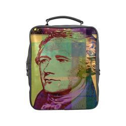 Hamilton-2 Square Backpack (Model 1618)