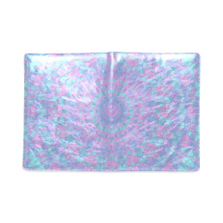 Pretty Pastel Kaleidoscope Custom NoteBook B5