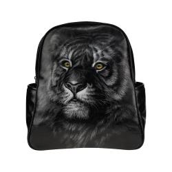 Tiger Multi-Pockets Backpack (Model 1636)