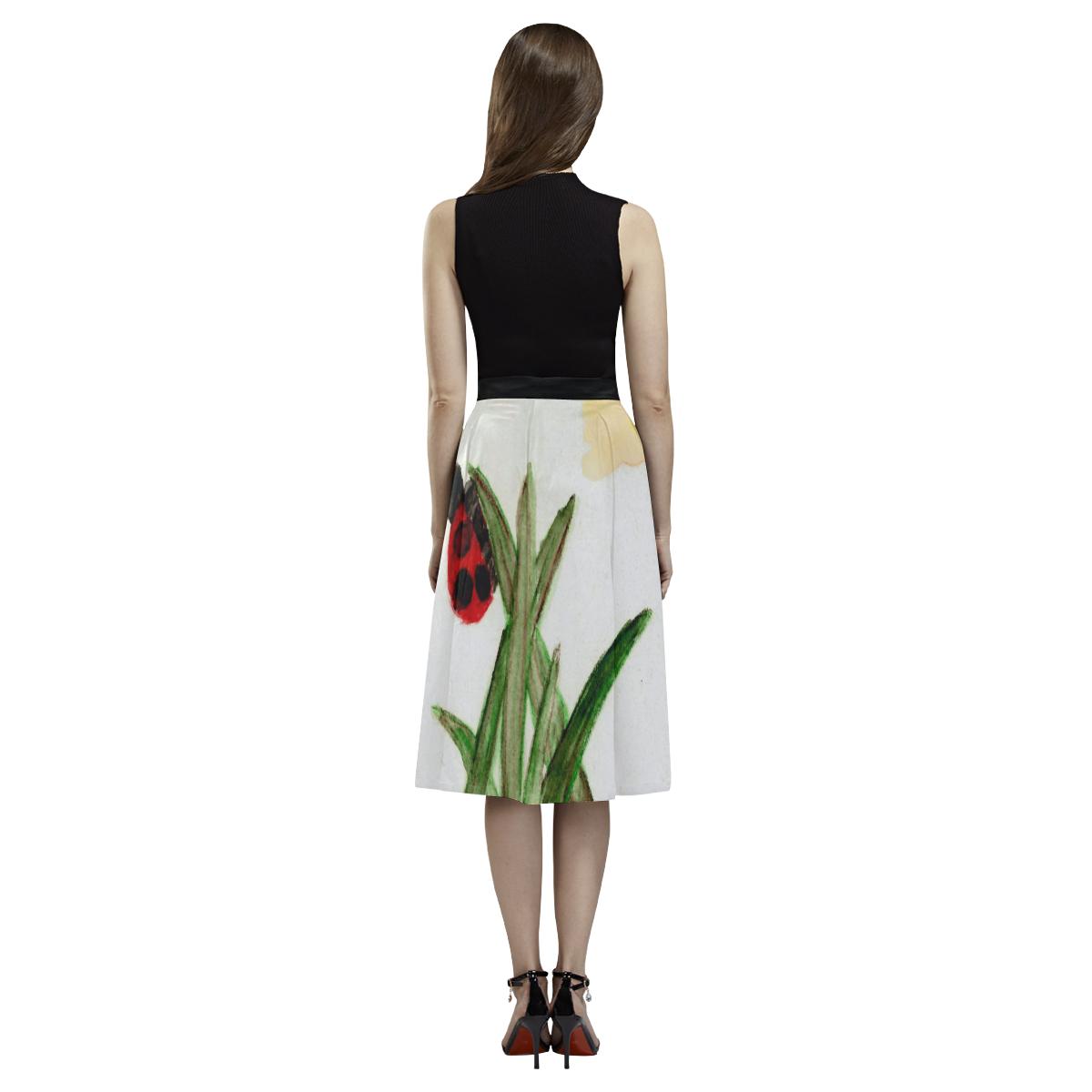 Ladybird Aoede Crepe Skirt (Model D16)