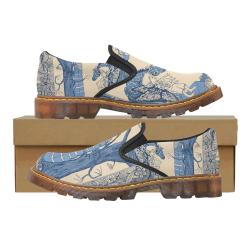 Talking Trees Martin Women's Slip-On Loafer (Model 12031)