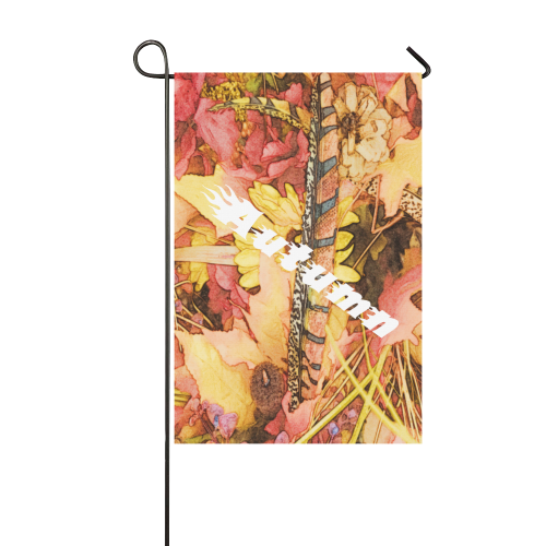 Copper Cherokee Garden Flag 12''x18''(Without Flagpole)