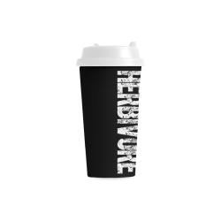 Herbivore (vegan) Double Wall Plastic Mug