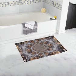 BA Art Deco Bath Rug 16''x 28''