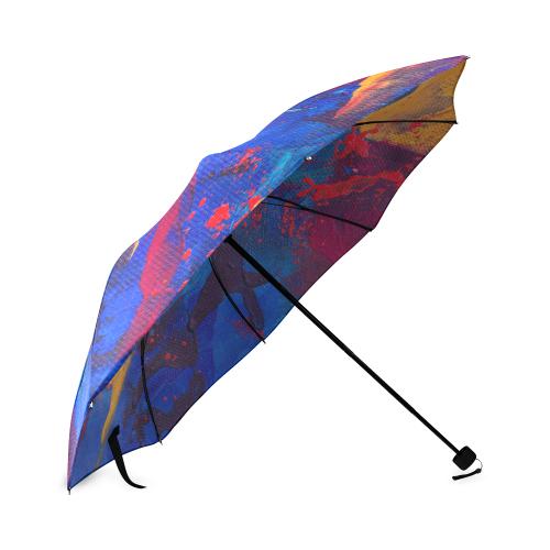 oil_l Foldable Umbrella (Model U01)