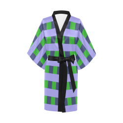 Abstract 2 ZQ Kimono Robe
