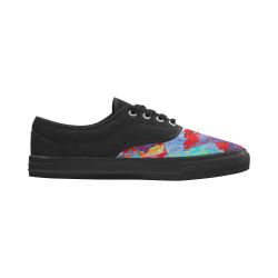 oil_k Aries Men's Canvas Shoes (Model 029)