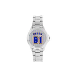 No. 1 Vegan Unisex Stainless Steel Watch(Model 103)