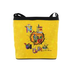 New York Pop by Nico Bielow Crossbody Bags (Model 1613)