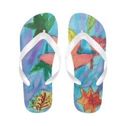 Playful Water Flip Flops for Men/Women (Model 040)