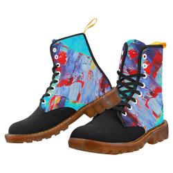 oil_k Martin Boots For Women Model 1203H