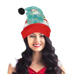 Christmas Snowman Santa Hat Santa Hat