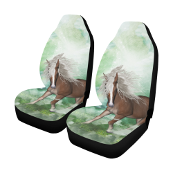 Horse in a fantasy world Car Seat Covers (Set of 2)
