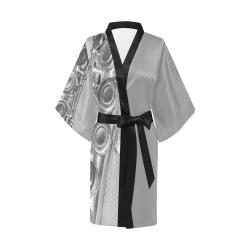 Flute Kimono Robe