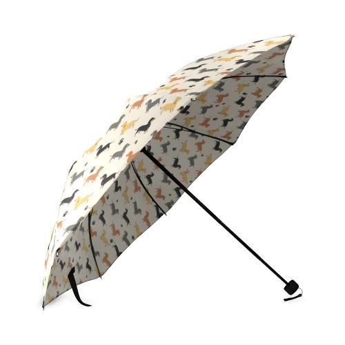 Mixed Weenies Foldable Umbrella (Model U01)