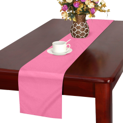color French pink Table Runner 16x72 inch