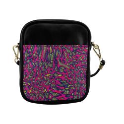 70s chic 1 Sling Bag (Model 1627)