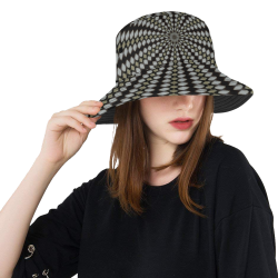 PEARLEE All Over Print Bucket Hat