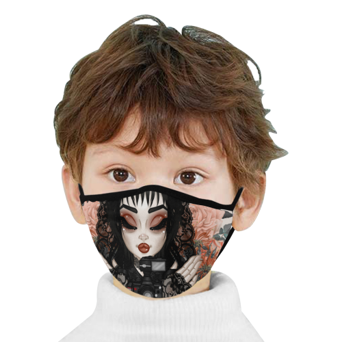 Lydia Mouth Mask (2 Filters Included) (Non-medical Products)