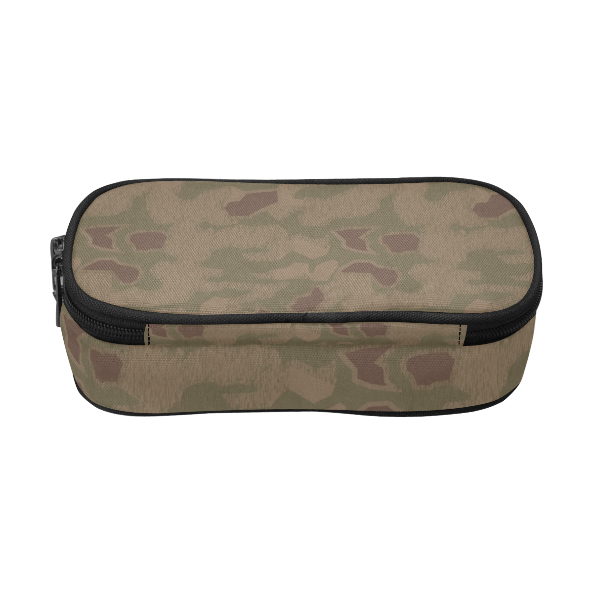 Germany WWII Sumpfmuster 43 camouflage Pencil Pouch/Large (Model 1680)