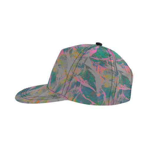 wheelVibe_vibe37 All Over Print Snapback Hat D