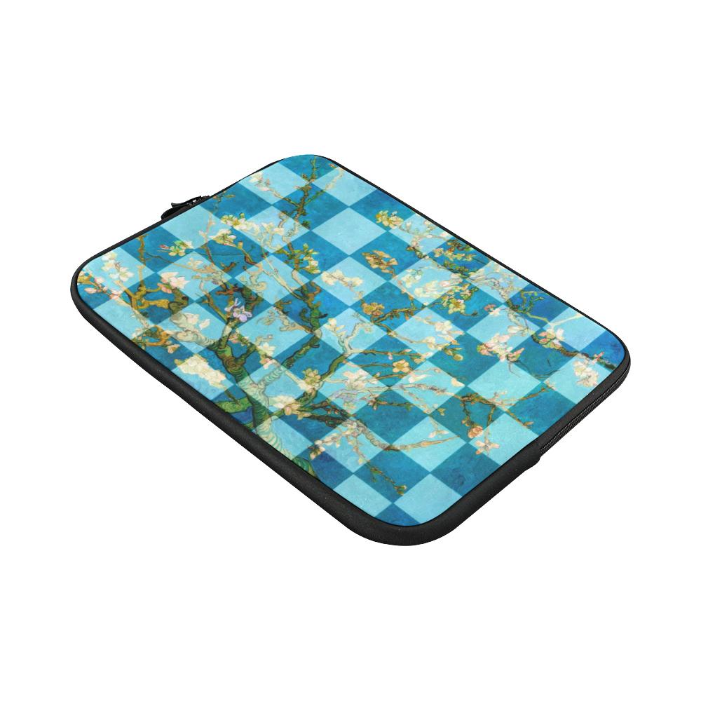 "Amandelbloesem Custom Sleeve for Laptop 15.6"""
