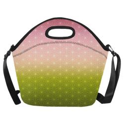 01 SPRING Neoprene Lunch Bag/Large (Model 1669)