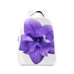 Balloon Flower School Backpack/Large (Model 1601)
