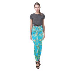 Almond Blossom Cassandra Women's Leggings (Model L01)