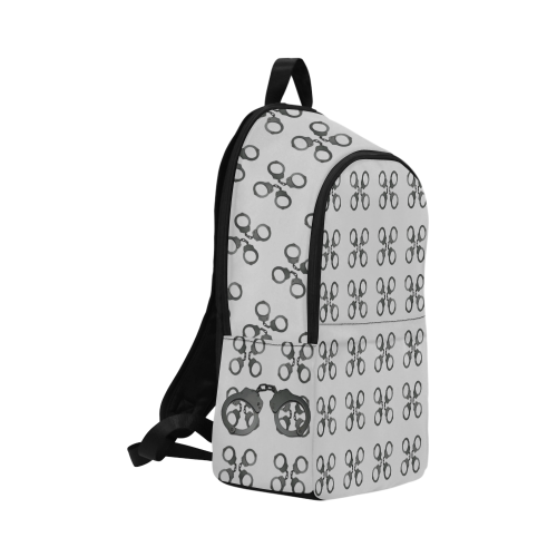 handcuff Fabric Backpack for Adult (Model 1659)