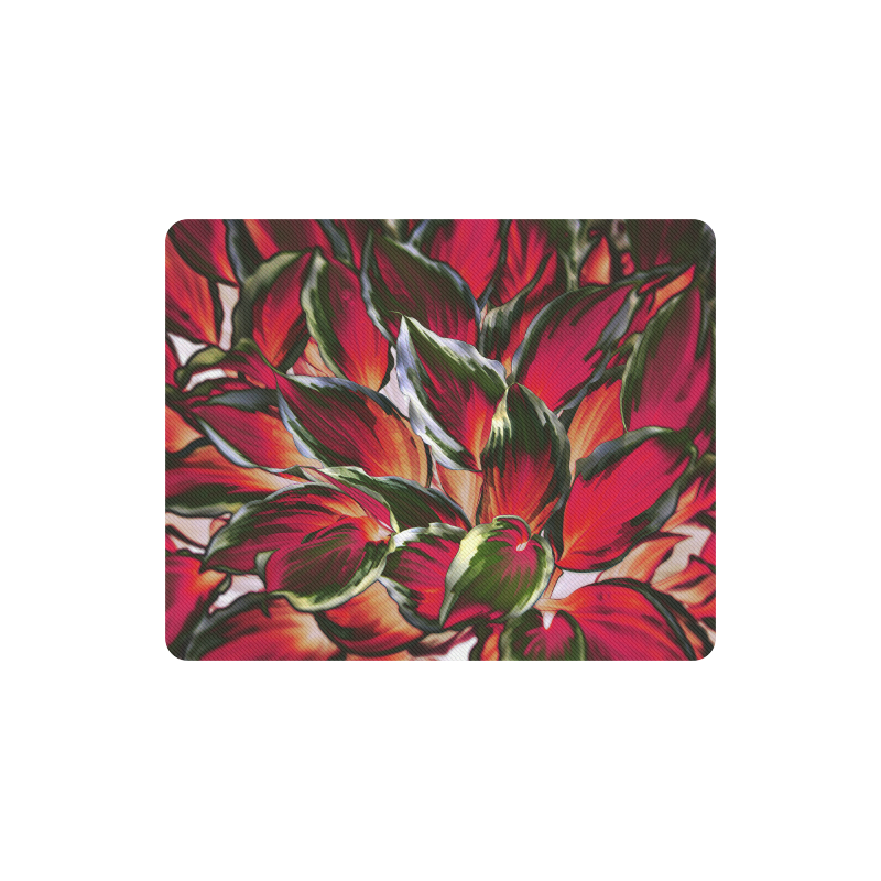 leafs_abstract 03 Rectangle Mousepad